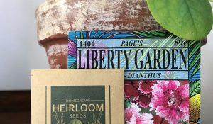 Green Thumb Tools: Flowers & Seeds