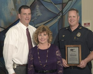 Newburyport Police Receive AAA Silver Award