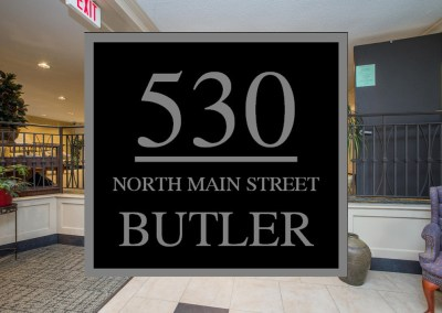 The 530 N. Main Street Apartments