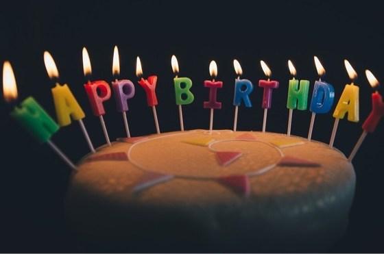 Week 43 – Two Birthday Celebrations This Week