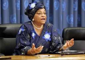 Liberian President pushes for support to Africa's Capacity Development
