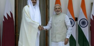 narendra modi , qatar