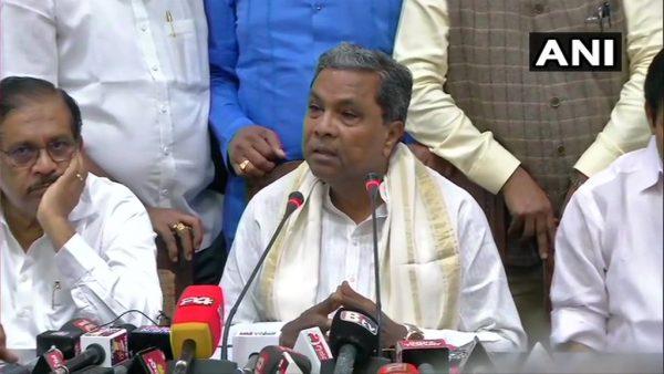 former chief minister of karnataka siddaramaiah