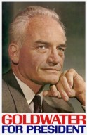 Goldwater for president image