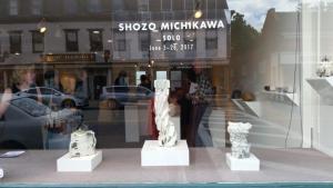 Shozo Michikawa,at Lacoste Gallery, Concord