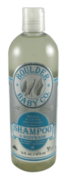 Salon Kiklo Showcases Baby Boulder Co Non GMO Sulfate