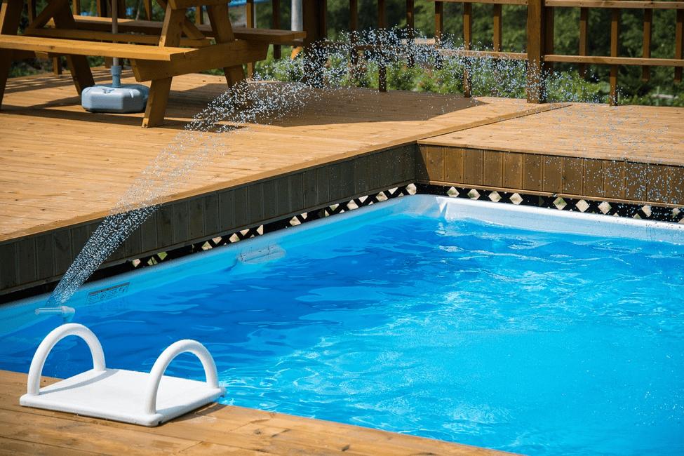 How to Repair a Pool Plumbing Leak