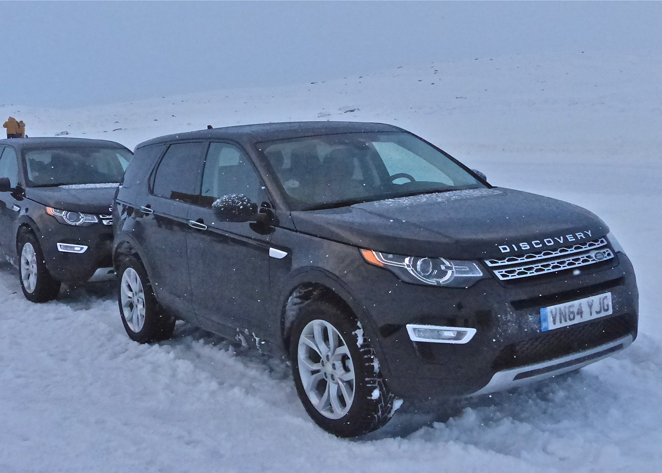 Discovery Sport Too Cool for Iceland New Car Picks