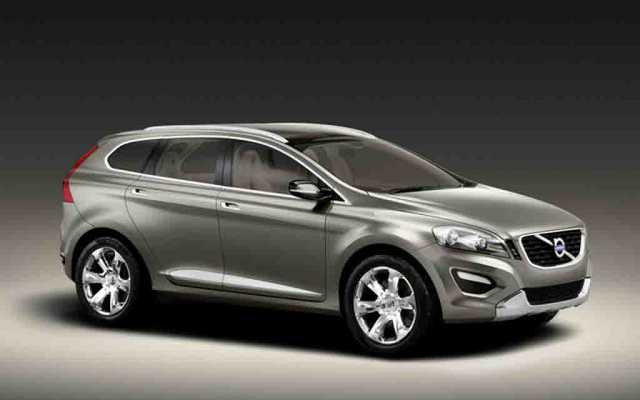 2019 Volvo XC60 Wallpapers