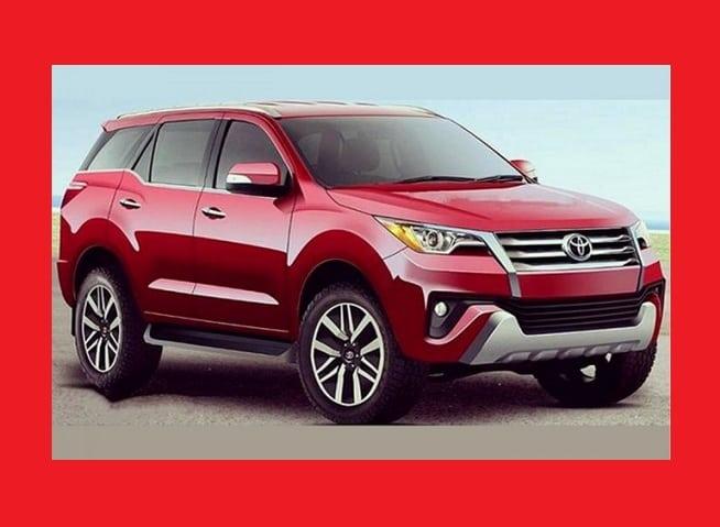 2017 Toyota Fortuner Images