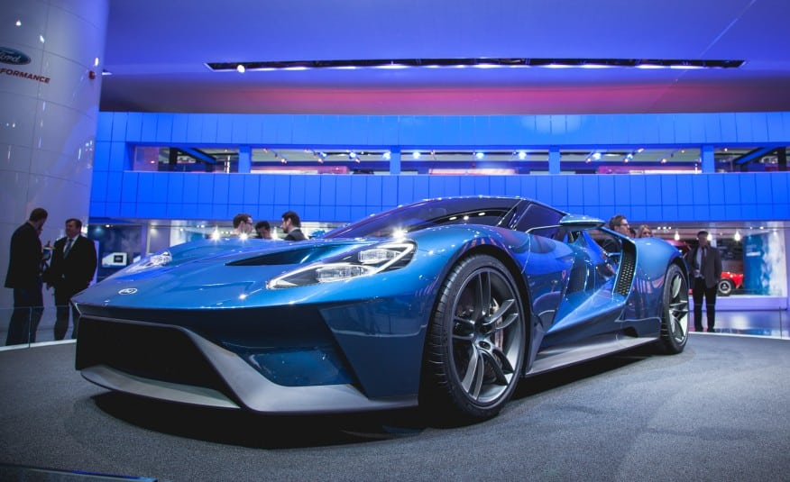 2019 Ford GT Redesign
