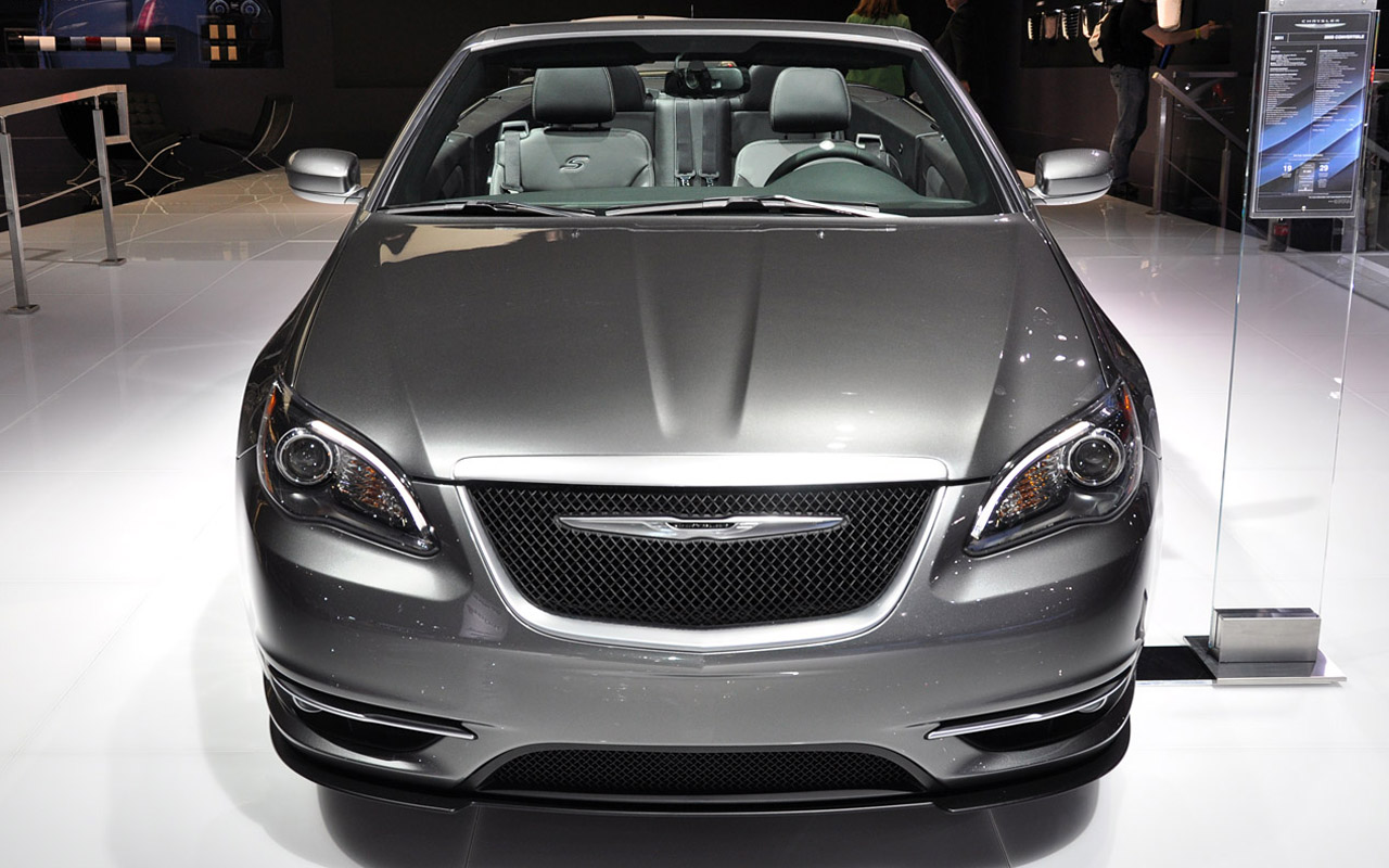 2020 Chrysler 200 Convertible Redesign W
