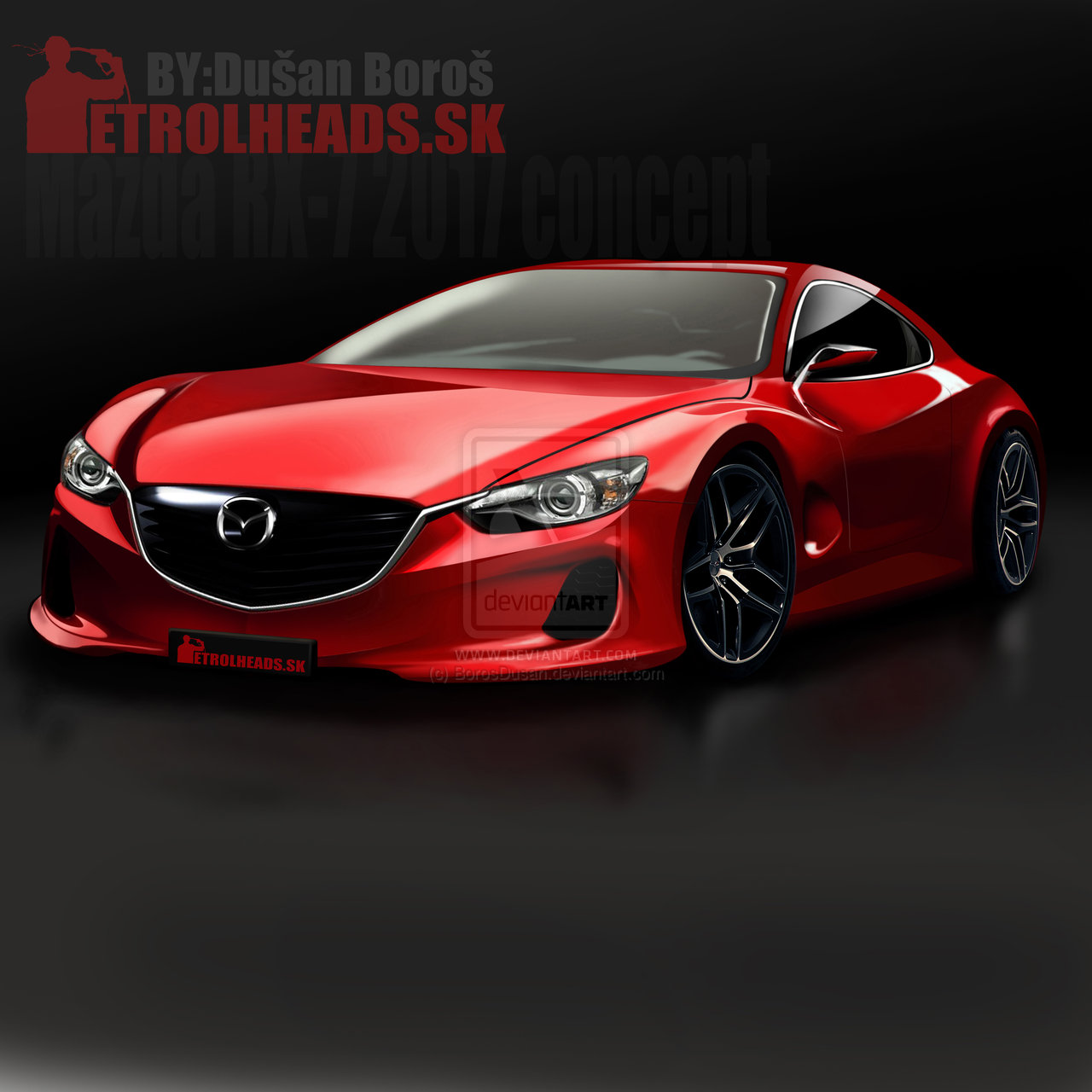 2020 Mazda RX7 Changes