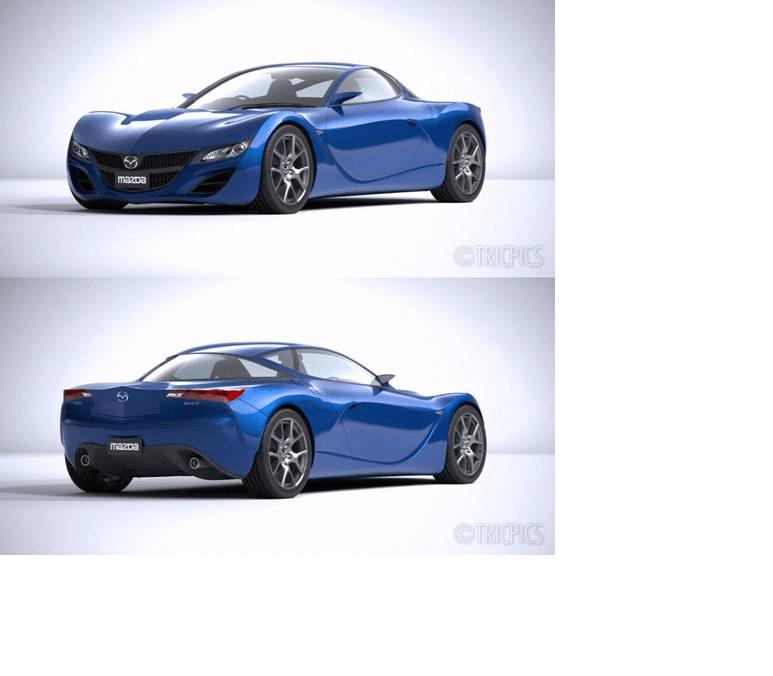 2020 Mazda RX7 Redesign