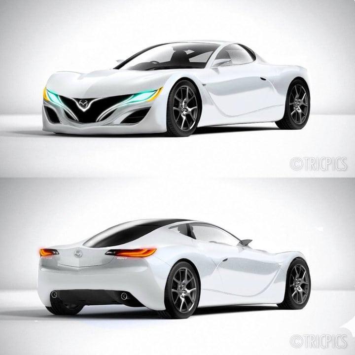 2020 Mazda RX7 Specs