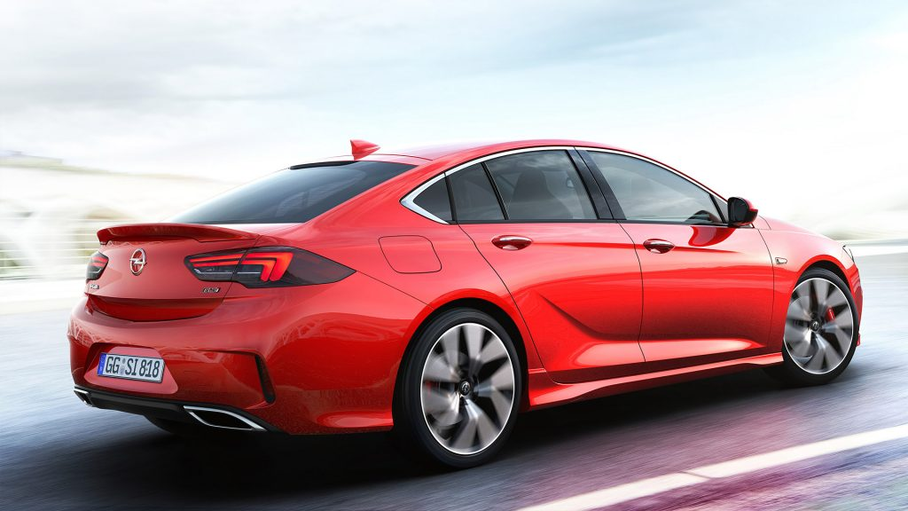 2018 Opel Insignia Wallpapers