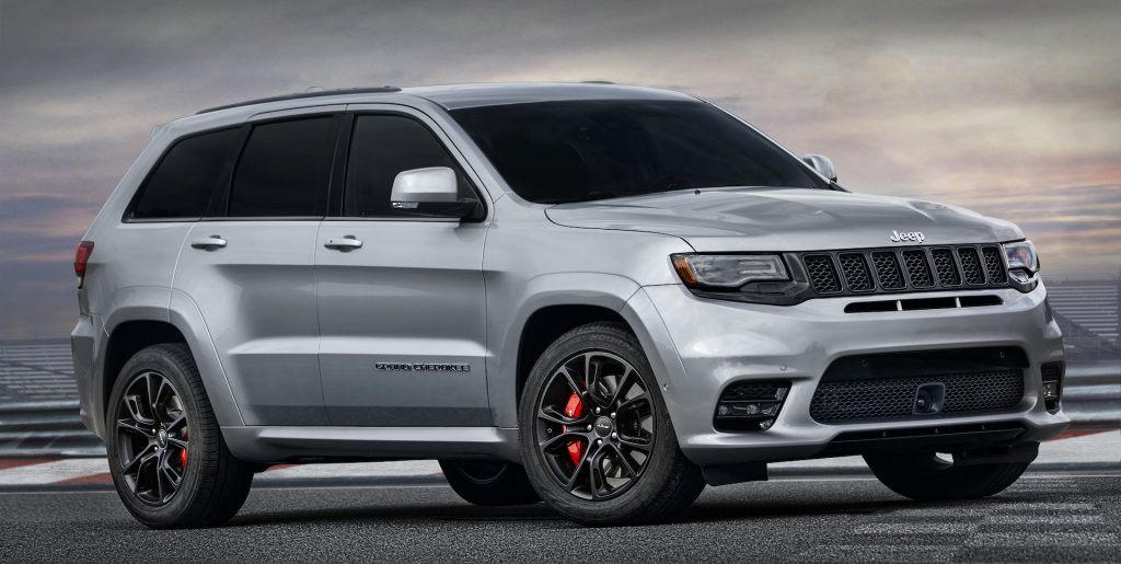 2019 Jeep Grand Cherokee Trackhawk Wallpapers