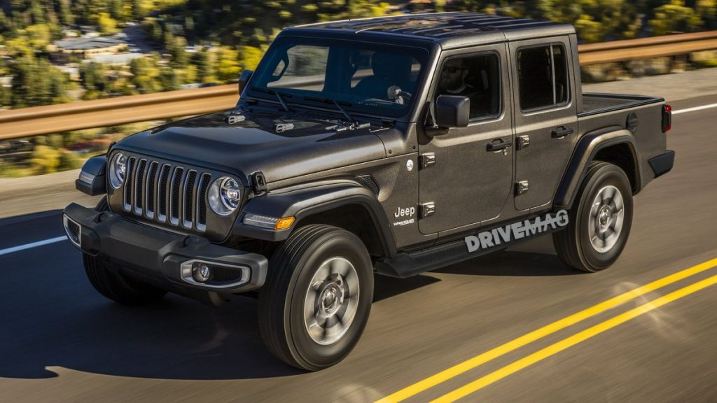 2019 Jeep Wrangler Wallpapers