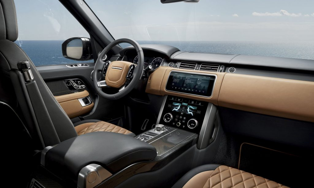 2019 Land Rover Range Rover Sport Spy Shots