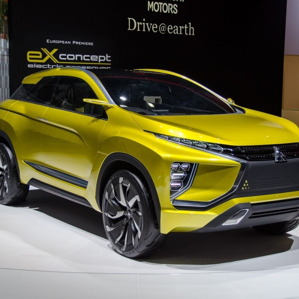 2020 Mitsubishi Outlander Pictures