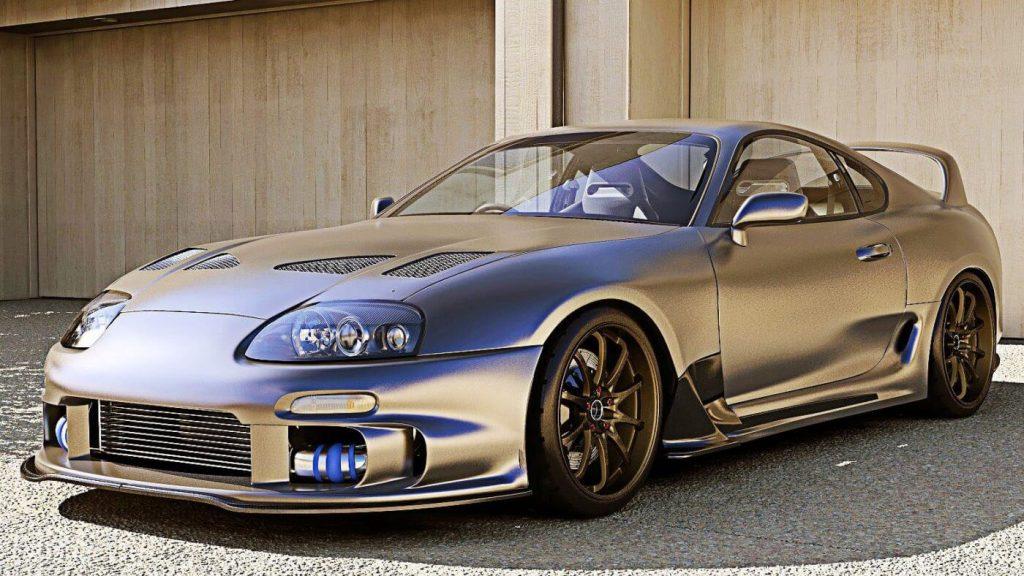 2020 Toyota Supra Concept