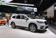 2019 Subaru Ascent Redesign