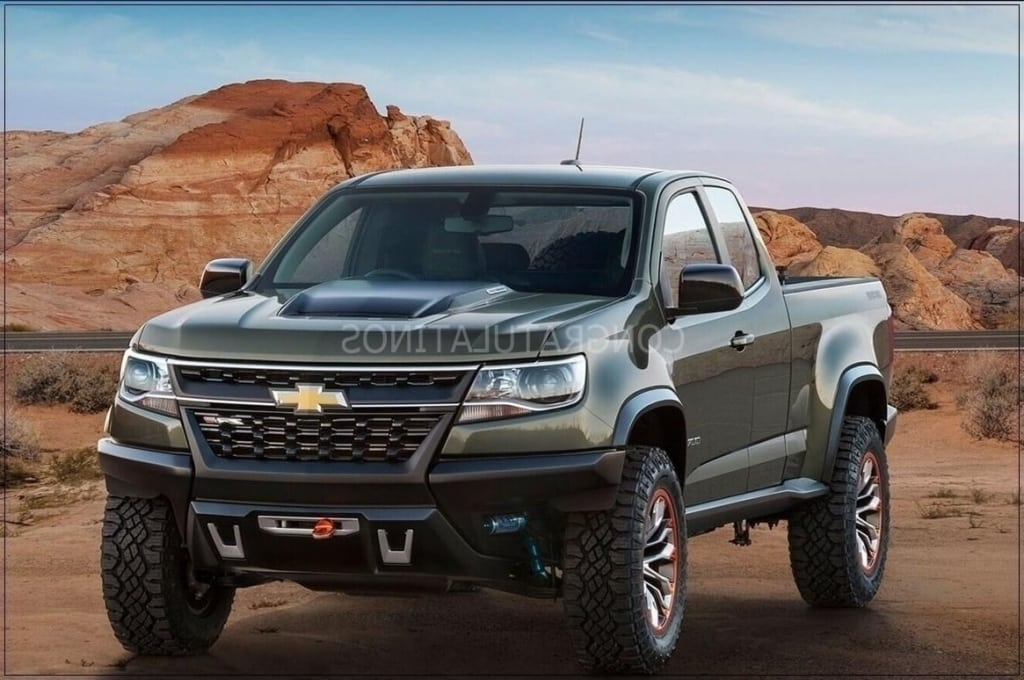 2019 Chevy Avalanche Images