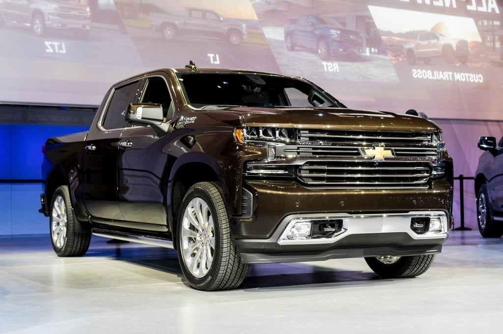 2019 Chevy Avalanche Wallpapers