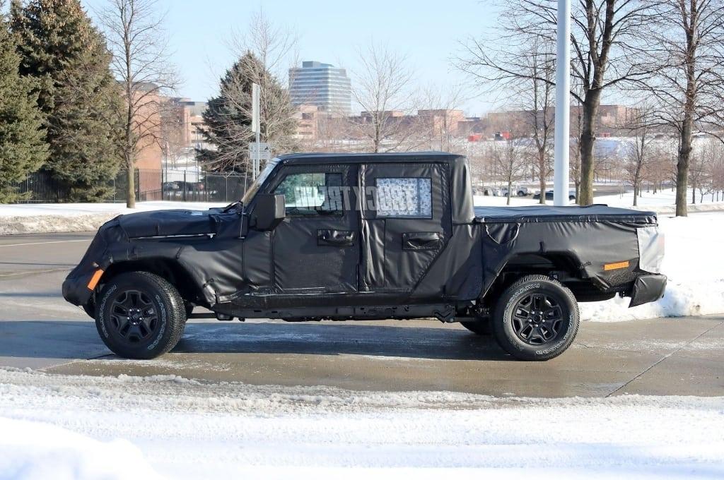 2019 Jeep Wrangler Concept
