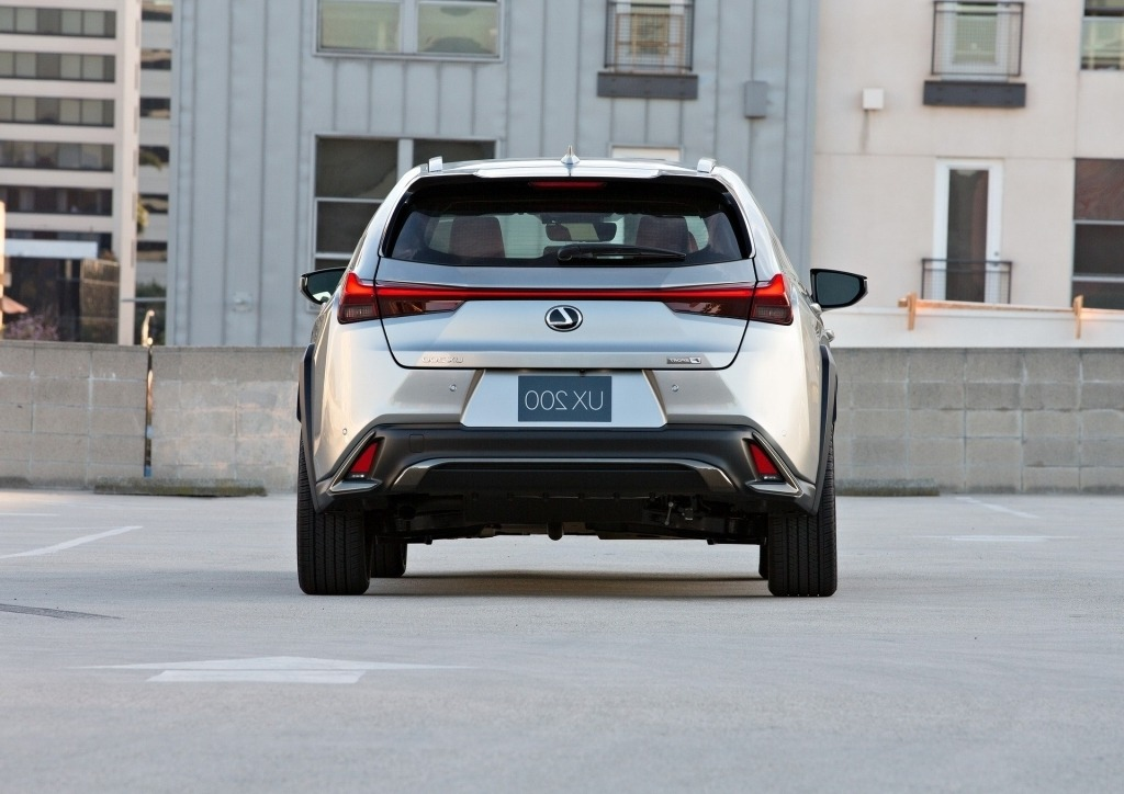 2020 Lexus UX Drivetrain