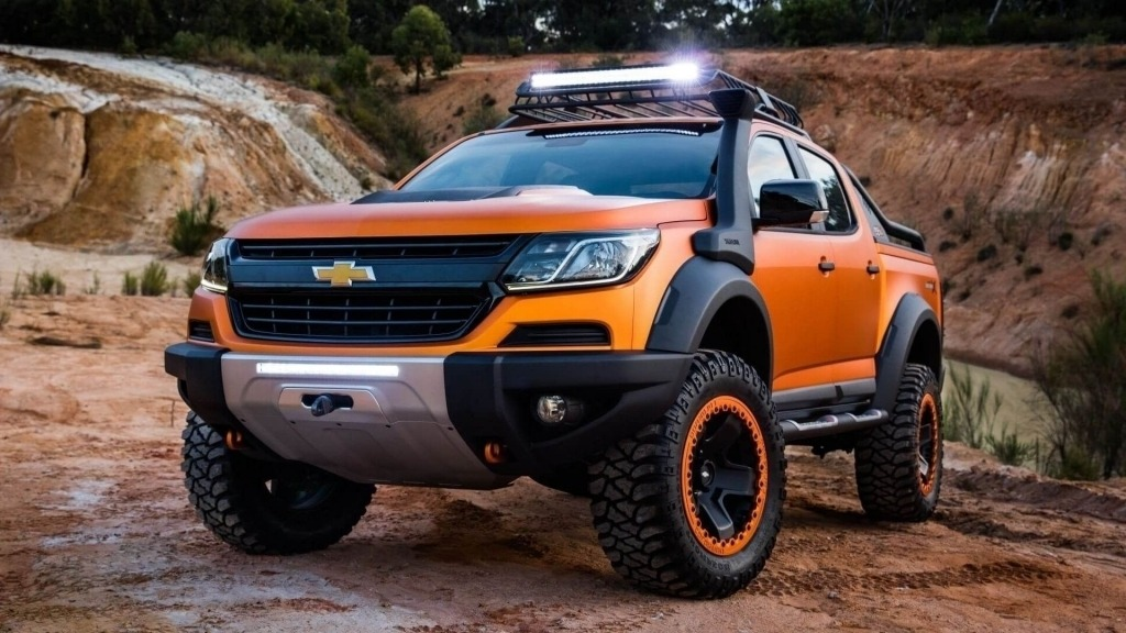 2020 Chevy Blazer Wallpapers