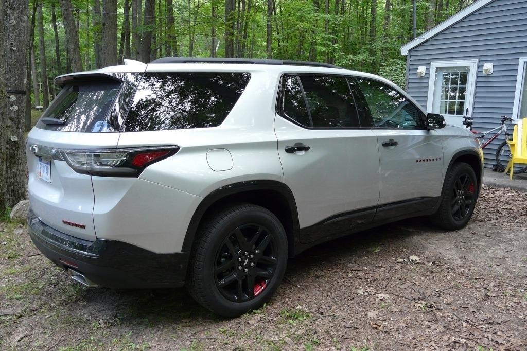 2020 Chevy Traverse Powertrain