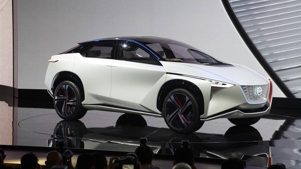 2021 Nissan Qashqai  Interior
