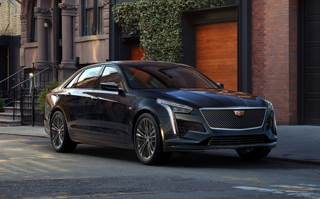 2020 Cadillac CT6 Wallpaper