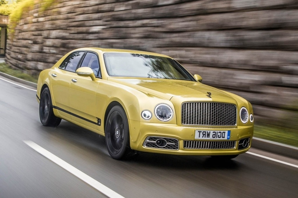 2021 Bentley Bentayga Powertrain