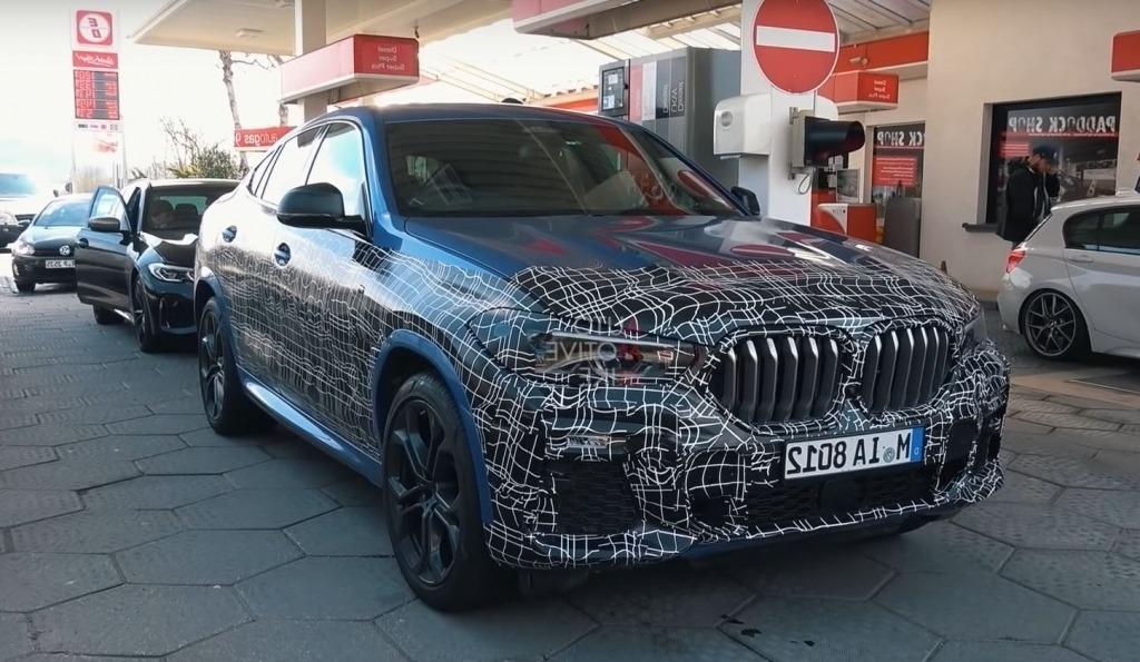 2021 BMW X5 Drivetrain