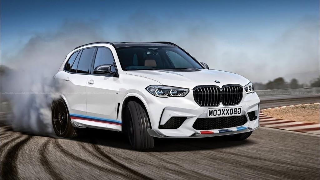 2021 BMW X5 Wallpaper