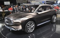 2021 Infiniti QX60 Powertrain