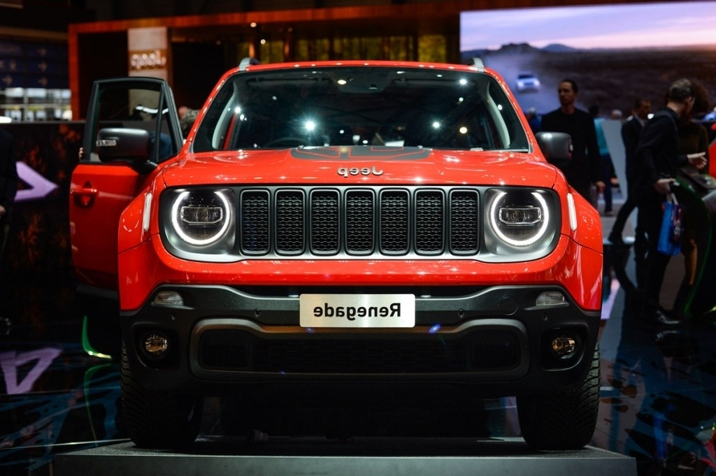 2021 Jeep Renegade Concept