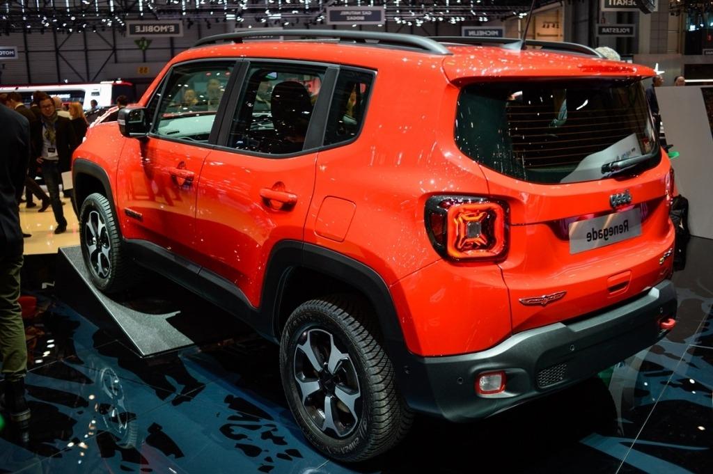 2021 Jeep Renegade Specs