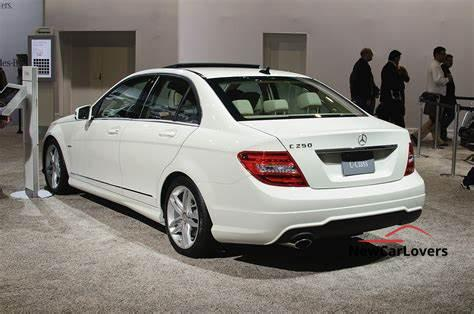 Mercedes-Benz C250 Coupe 2012