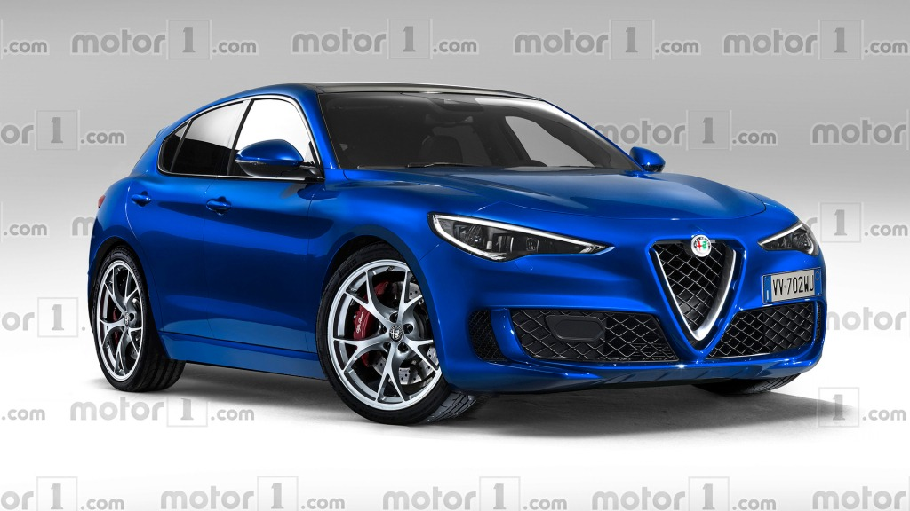 2023 Alfa Romeo Giulia Wallpaper