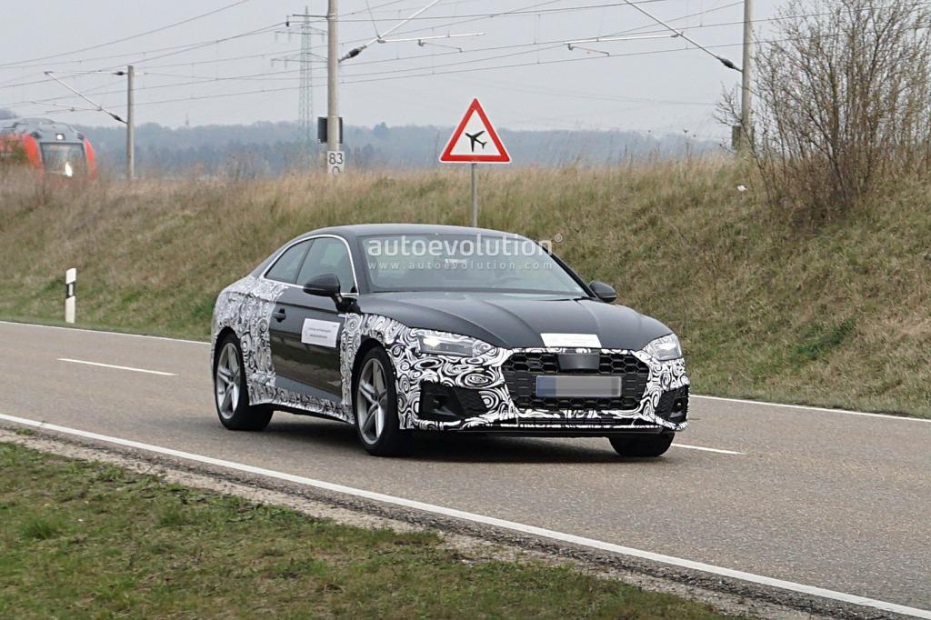 2023 Audi A5 Wallpaper