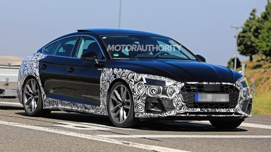 2023 Audi A5s Concept