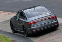 2023 Audi A8 Powertrain