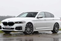 2023 BMW 5 Series Wallpapers