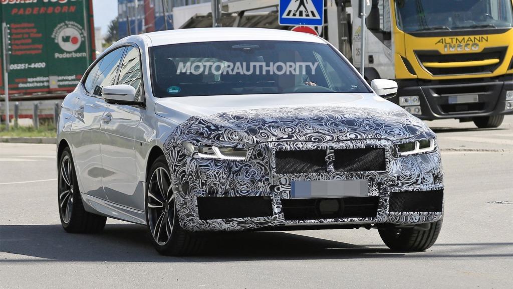 2023 BMW 6 Series Drivetrain