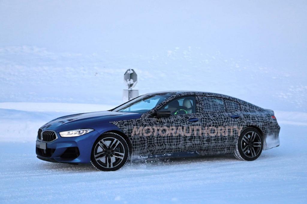 2023 BMW 6 Series Powertrain