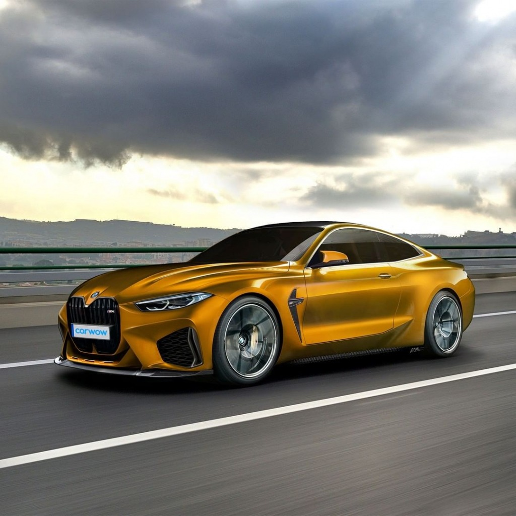 2023 BMW M4 Pictures