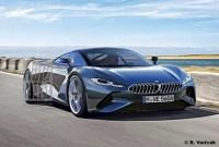 2023 BMW M9 Engine